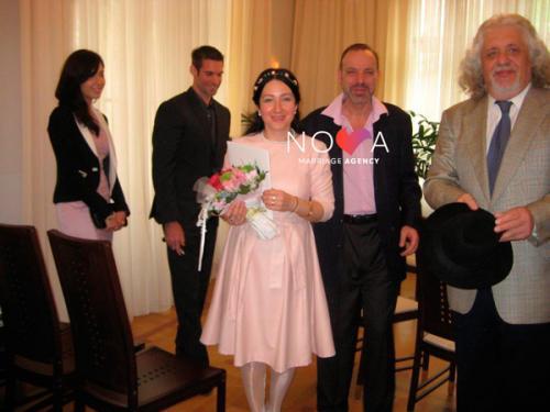 Международное брачное агентство Нова в Запорожье